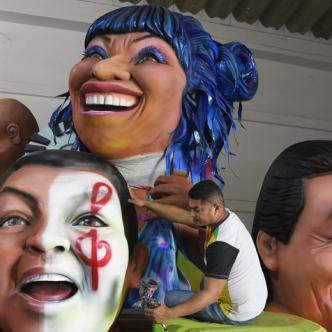 Los fallecidos cantantes Joe Arroyo, Diomedes Díaz y Celia Cruz saldrán al ruedo por la Vía 40.