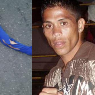 Devis 'El Metrallo' Pérez, muerto en accidente de tránsito.