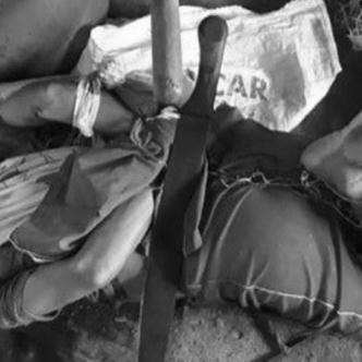 El cadáver de Luis Felipe Álvarez fue hallado maniatado y con sighnos de tortura.
