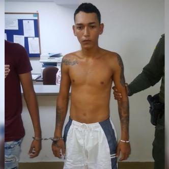 Jonathan Rojas, alias Pitirri, capturado. | Al Día