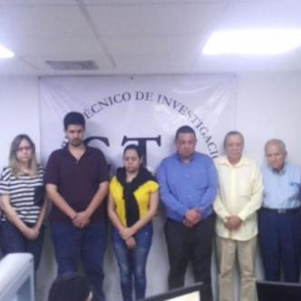 Las personas capturadas fueron llevadas a las instalaciones de la Unidad de Reacción Inmediata de la Fiscalía Seccional de Barranquilla.