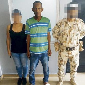 Danulfo Tilbes Romás, el hombre capturado por el delito de volencia intrafamiliar agravada.
