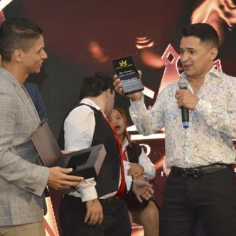 El cantante Jorge Celedón será homenajeado en la primera edición de los Premios al Folclor Vallenato. | Cortesía
