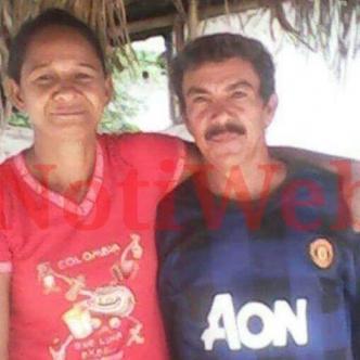 El fatídico descenlace de esta historia de amor ocurrió en el corregimiento El Cuatro, del municipio de Magangue, en una humilde vivienda.