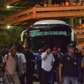 El sábado 18 de noviembre el encuentro entre Junior y Deportivo Pasto fue suspendido | El Heraldo