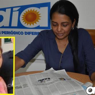 Si a Nidia no le hubiese ocurrido esta tragedia ella se imaginó como una mujer exitosa, trabajando y estudiando.