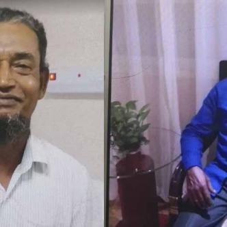Abdul Awal y Mohammad Nur, desaparecidos.