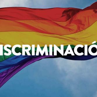 La comunidad LGBTI es blanco en un nuevo acto de intolerancia   Archivo