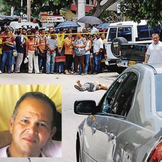 El homicidio de Oscar Rodríguez Pomar sucedió en cercanías a la Sastrería de su padre.