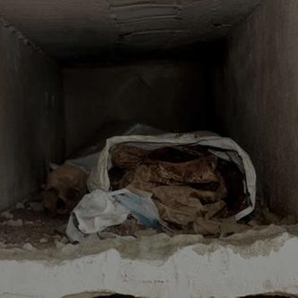 El 80% de las casi dos mil bóvedas del cementerio están destapadas | Luis Felipe De la Hoz