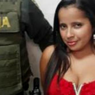 Angie María Salazar, capturada   AL DÍA