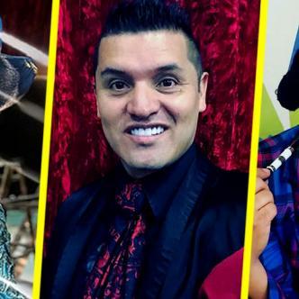 Al no estar caracterizado como Rogelio Pataquiva, el ñero más popular de Colombia, el humorista Gerly Hassam Gómez Parra, sigue manteniendo una sonrisa constante   Instagram