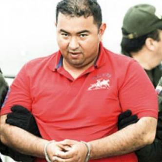 Jorge Luis Alfonso López, hijo de la exempresaria del chance Enilce López, conocida como la 'Gata'.   Al Día