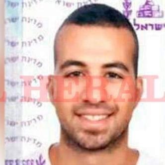 El ciudadano israelí Bonen Asaf.   Archivo EL HERALDO