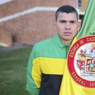 Andrés David Fuentes Yepes, de 24 años