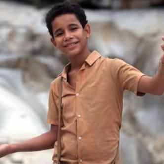 En 2015 Juan Bautista encarnó a Diomedes en su etapa infantil.