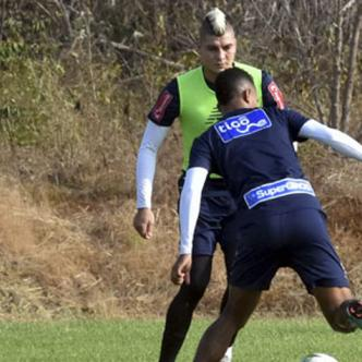 Junior trabajó ayer en Adelita de Char de cara al partido de mañana ante Unión Magdalena en Santa Marta.