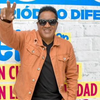 Kinito Méndez es uno de los merengueros con mayor popularidad en Colombia.