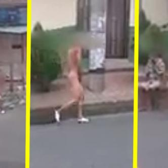 Las autoridades rechazaron la actitud de la comunidad | Captura de video
