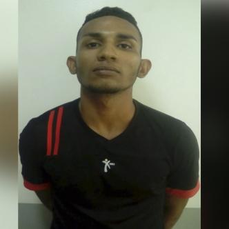 Alfonso Jesús Hernández Pinto, 24 años, alias el Líder. | Cortesía