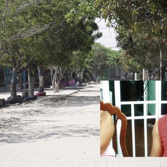 Jhonifer Cervantes Carrillo asesinado de cuatro disparos: cabeza, tórax, brazo derecho y cuello en la calle 51A con carrera 2D, Soledad.