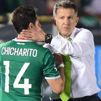 México le hizo un juego casi perfecto a los alemanes. | AFP
