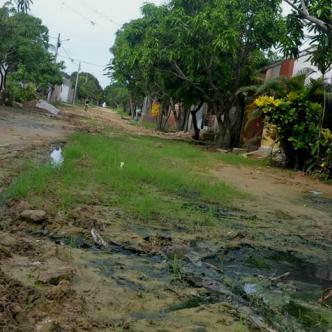 El hecho ocurrió en la calle 16 con carrera 3, barrio Camilo Torres de Riohacha | Archivo