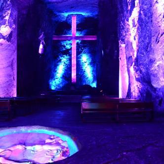 Catedral de Sal de Zipaquirá   Internet