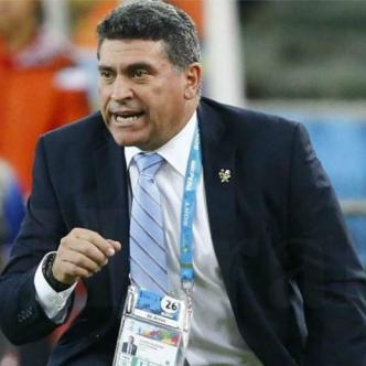 Luis Fernando Suárez, director técnico de Junior.