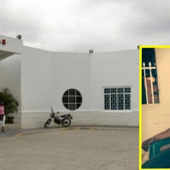 Hospital de Santa María en el que falleció Arletys María Vargas Bovea.