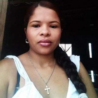 Sandra Romero González, víctima.   Suministrada