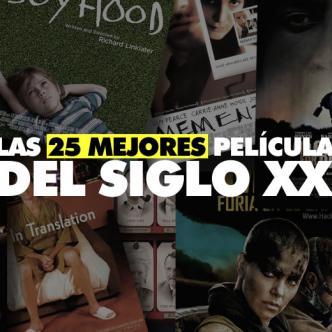De los 100 films extrajimos los primeros 25 que se ganaron este estatus   ALDÍA.CO