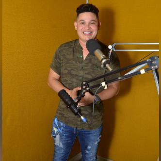 Mickey Love, cantante de Champeta.   Néstor de Ávila