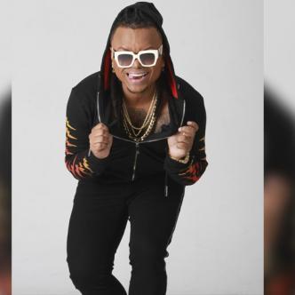 Edwin Antequea Mercado, Mr. Black, celebra 20 años como cantante de champeta.