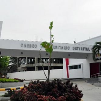 Camino Universitario Distrital Adelita de Char. | Archivo EL HERALDO