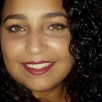 Rocío tenía 26 años y era madre de tres niñas | Facebook.