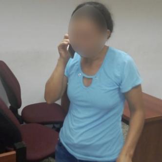 La mujer enviada a la cárcel es madre de cinco hijos y ama de casa.