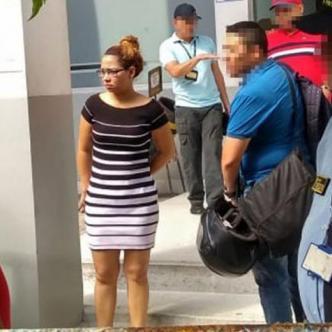 Tivisay Lobo Fuentes, capturada.   Al Día