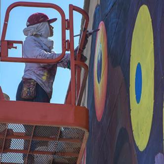 Festival Killart llena de color el gran Malecón, Barrio Abajo y el Centro. Al Día