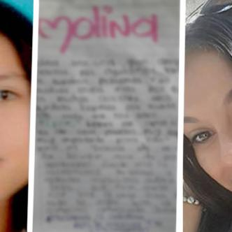 Los familiares de Valentina Velásquez y Lorena Osorio de 12 y 13 años  no saben de ellas desde el pasado miércoles  9 de agosto   Noticias Caracol