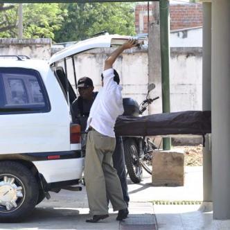 En la morgue de Medicina Legal en Valledupar fue trasladado el cuerpo de un menor de nueve años.