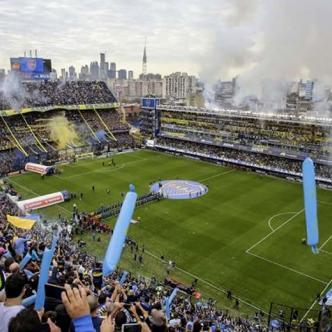 El mítico estadio La Bombonera albergará este miércoles el duelo entre Boca y Junior, por la Copa Libertadores de América 2018 | Archivo