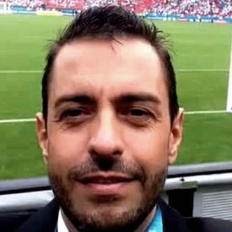 Pablo Giralt es el narrador estrella de Directv Sports para Latinoamérica | Cortesía
