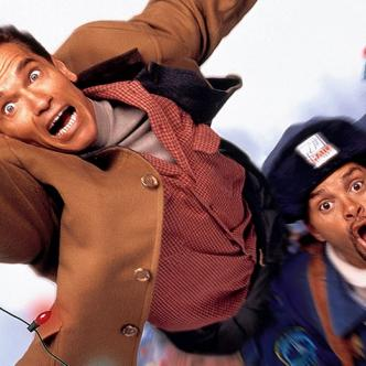 El Regalo Prometido, protagonizada por Arnold Schwarzenegger   YouTube