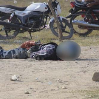 El mototaxista Elvis Eduardo Martínez Palma, de 52 años, fue asesinado por resistirse a que le robaran la moto, ocurrió en la calle 51F con carrera 3B, barrio Marta Gisela.