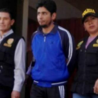 Rubén Valera Cornejo, acusado   Publimetro Chile