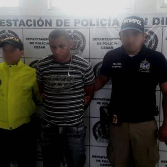 Carlos Padilla Caicedo fue trasladado a Bogotá, donde le realizarán la audiencia de control de garantías ante un juez.
