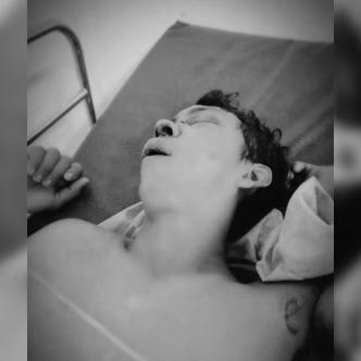 Como Ariel Guzmán fue identificado un hombre que habría sido víctima de una brutal paliza | Al Día
