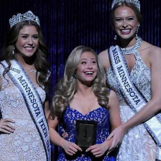 Mikayla comenzó a bailar a los 6 años y en 2015 fue coronada Minnesota Junior Miss Amazing | Cortesía
