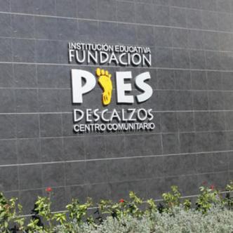 Colegio Pies Descalzos. | Foto Colprensa